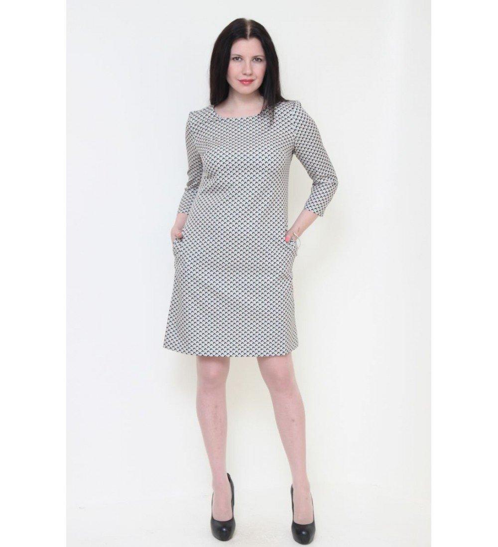 Платье П-691-5