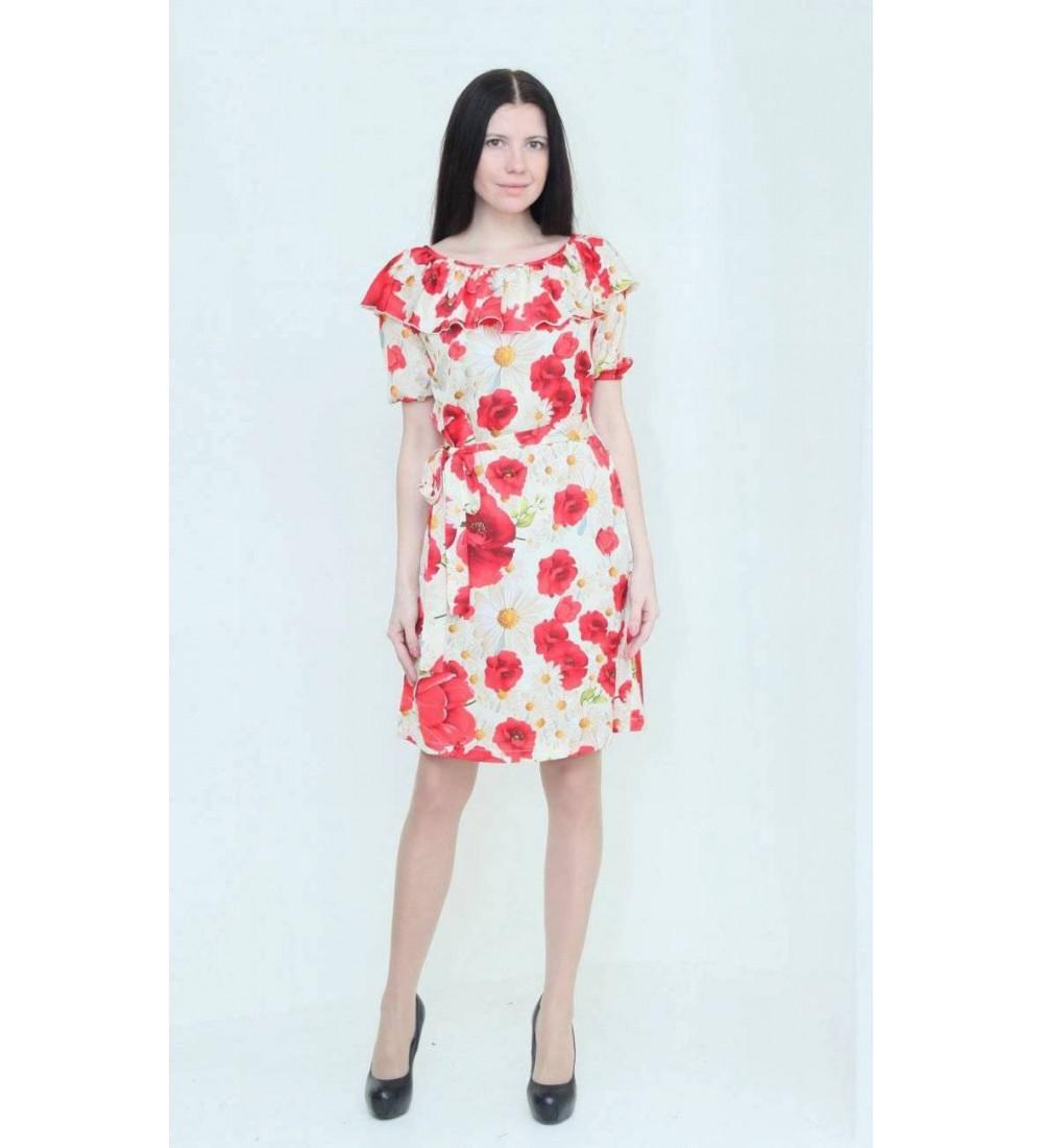 Платье П-348-2